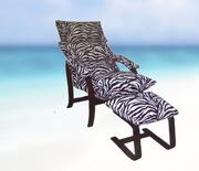 Кресло качалка Komfort для кормящих мам
