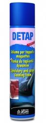 Пена для очистки обивки и ковриков DETAP Atas (400 мл.)