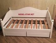 Кровать подростковая деревянная