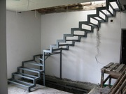 Лестницы,  каркасы,  навесы,  сварочные работы любой сложности