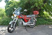 Мотоцикл (мопед) Alpha (Альфа) 50 см3,  80 см3,  110 см3. Новый! Доставк