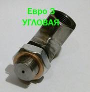 Обманка катализатора угловая,  механическая обманка