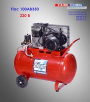 Компрессор для шиномонтажа Fiac 100AB350,  220В