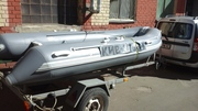 Ремонт,  тюнинг лодок из ПВХ