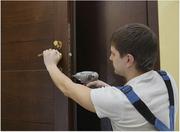 Установка входных дверей в Киеве и Киевской области