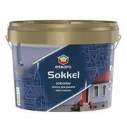 Eskaro Sokkel краска для цоколей 9, 5 л.