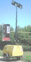 Электростанция передвижная прицепная ЭППМ-8