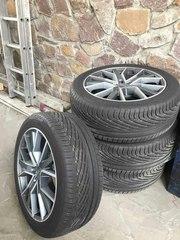 Комплект дисков и шин для Audi A7/A8