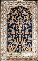 Ремонт и реставрация антикварных ковров ручной работы всех видов