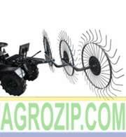 Грабли солнышко ГР4 для мототрактора