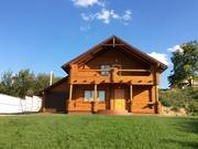 Продаю комфортный деревянный домик в красивой местности,  Гусачевка