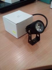 Led прожектор для ландшафтного освещения
