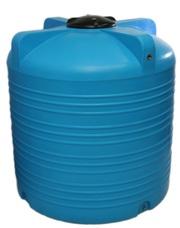 Пластиковая емкость на 3000 литров
