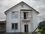 Продается дом на этапе строительства в с. Новое