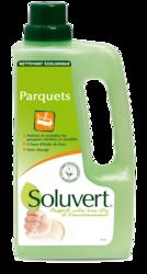 Экологическое средство для мытья паркета и ламината Soluvert