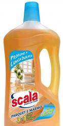 Жидкость для мытья паркета и ламината Scala