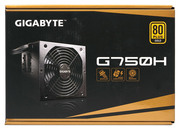 Продам новый Блок питания GIGABYTE RETAIL G750H 750Вт 80+ GOLD(GP-G750