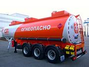 Перевозка нефтепродуктов (бензин,  ДТ,  керосин)