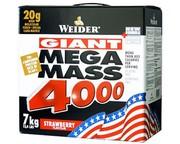 Продам гейнер «Weider Mega Mass4000» 7кг
