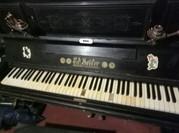 пианино silwer германия