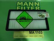 MA1103 MANN фильтр воздушный