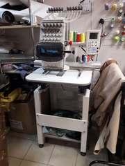 Продам б/у вышивальную машину Brotype B-1201PT/WQ