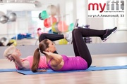 Фитнес тренировки на Позняках