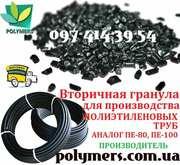 Производим вторичные полимеры