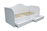 Детская подростковая кровать тахта для подростка Анжелика