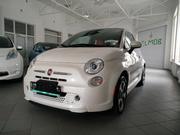 Электромобиль Fiat 500E