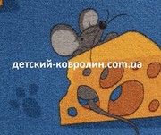 Детский ковролин с рисунком. Ковры детские.