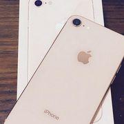 Новый iphone 8 256GB gold Американский