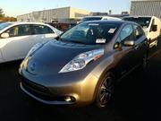 Nissan Leaf SV электромобиль