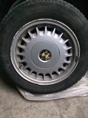 Комплект колес с дисками Continental 195/65 R15
