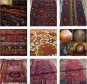 Продам антикварные ковры ручной работы.Реставрирую ковры ручной работы