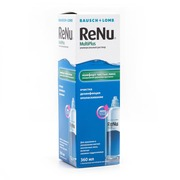 Раствор для контактных линз Bausch & Lomb ReNu Multiplus 360 ml