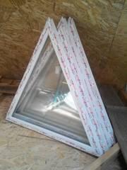 продам Окна пластиковые Osnova Design 4шт.