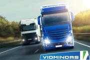 Водитель-международник в компанию VIDMINDAS - ЛИТВА
