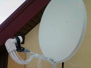 Антенны спутниковые Березань