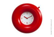 Качественные настенные часы от известного дизайнера Angela Cingolani