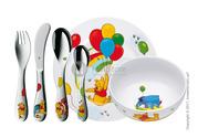 Интересный набор детской посуды коллекции Winnie The Pooh от «WMF»