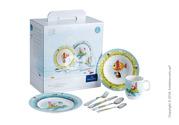 Чудный набор детской посуды от «Villeroy & Boch»