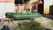 Продам лодку ADVENTURE Т-320 К с мотором