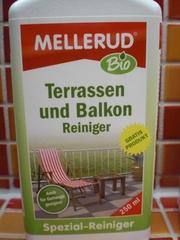 Органический очиститель террас и балконов Mellerud BIO