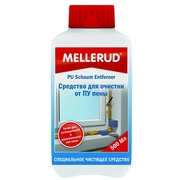 Средство для удаления остатков монтажной пены Mellerud