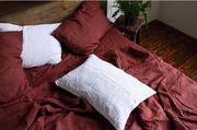 Продам комплекты льняного постельного белья,  100 % лен.