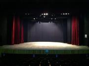 Оформление театров,  кинозалов,  актовых залов.