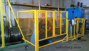 Автоматизированный комплекс для холодной штамповки металла