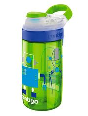 Детская фляга Contigo Gizmo Sip,  Chartreuse Robots 420 мл