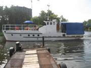 катер река море 14.2 метра
